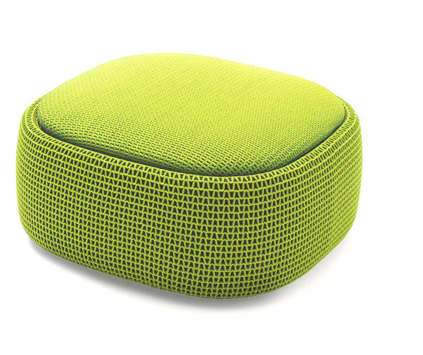 Product Image Smile Outdoor Pouf